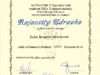 Madjarska diploma